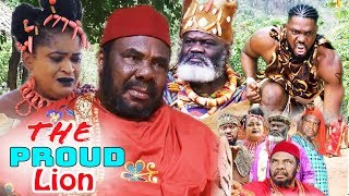 The Proud Lion Part 1 - Pete Edochie | 2019 Latest Nigerian Nollywood Movie