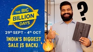 Flipkart The Big Billion Day 2019 - Best Smartphone Offers📱🛒🔥🔥🔥