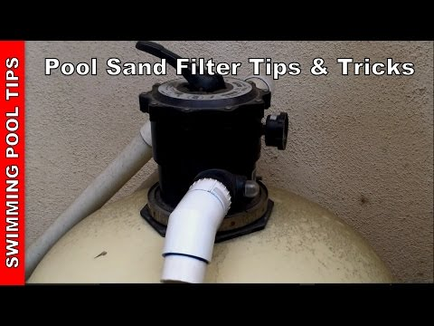 Pool Sand Filter Tips. Tricks & Troubleshooting. Sand Filter Part 1