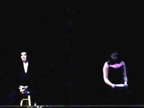 World Premier Performance of Kiss The Air by Scott Alan 1999