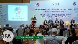 Tin nóng 24H | Kêu gọi các doanh nghiệp Mỹ gia tăng đầu tư vào Việt Nam