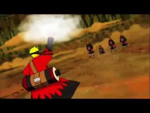 Naruto Vs Pain Porta video