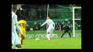 الجزائر 3-1 اثيوبيا ~ اهداف المباراة