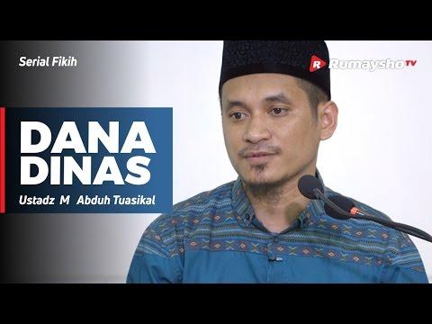 Serial Fikih : Dana Dinas - Ustadz M Abduh Tuasikal