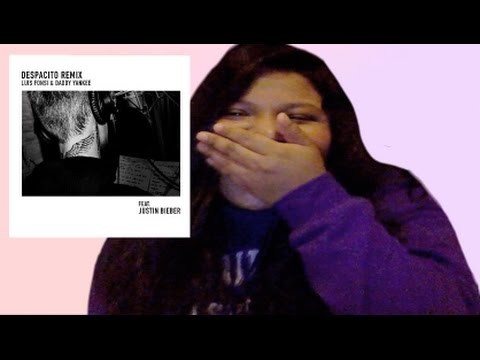 REACTION TO JUSTIN BIEBER'S DESPACITO REMIX!!