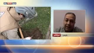 قرى كردية تعاني من الألغام الأرضية