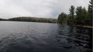 Algonquin Canoe Trip April 2012