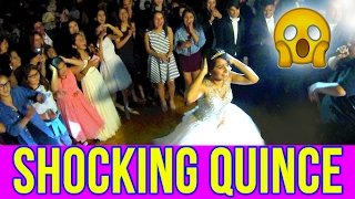 Destinys Quinceanera in Anaheim CA DJ Louie Mixx Latino Blends