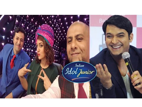 Indian Idol Junior | Not Salim Merchant But Kapil Sharma To Judge The Finale