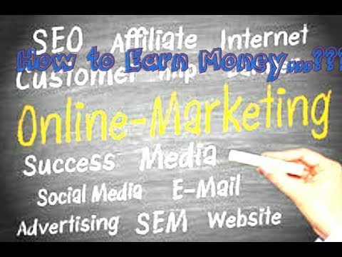 How to Make Money Online Working from Affiliate Marketing, |What is Affiliate Marketing|.