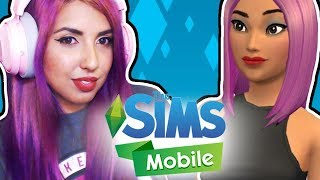 THE SIMS MOBILE EDITION!