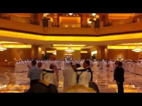 Свадьба шейха в Абу-Даби