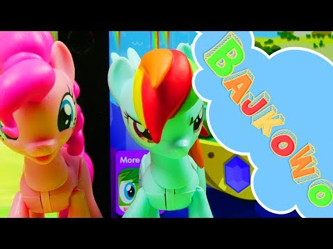 My Little Pony Guardians Of Harmony | Gry Na Telefon |  Bajki I Gry Dla Dzieci