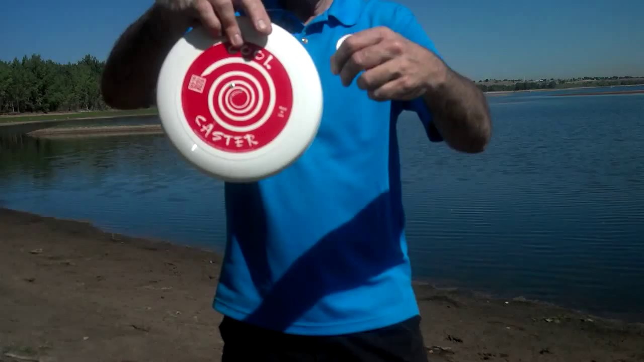 Flying disc for fishing fishing with spinner www for Fishing license for disabled person