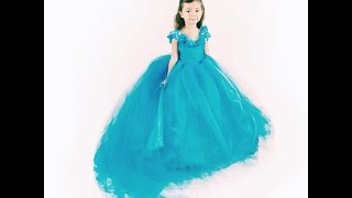 DIY Cinderella Dress Tutorial