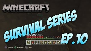 Minecraft Survival Series: Ep10 Finding Tons Of Diamonds