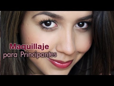 Maquillaje Para Principiantes Super Facil y Rapido / Makeup for Beginners - Ydelays