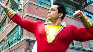 SHAZAM! - 8 Minutes Clips + Trailers (2019)