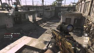 Call of Duty®: Advanced Warfare amazing match