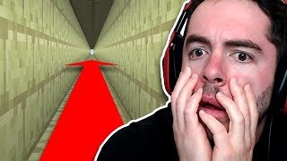 Minecraft: ESCAPING THE NEVER ENDING HALLWAY