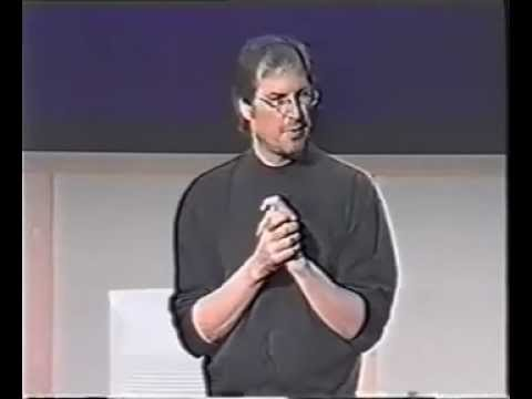 Steve Jobs on Marketing