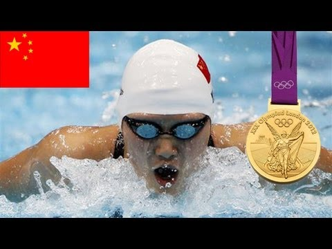 Chinese swimmer Ye Shiwen Busts World Record at 2012 Olympics: doping suspected