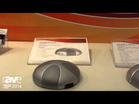 ISE 2014: Phoenix Showcase Quattro 3 Conference Speakerphones