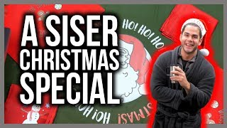 My oh my - it's a Siser Christmas Special!