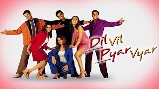Dil Vil Pyar Vyar (HD) - Hindi Full Movie - R. Madhavan, Namrata Shirodkar - Superhit Hindi Movie