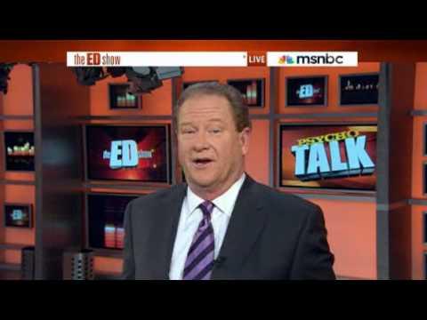 Michele Bachmann Psycho Talk Ed Show