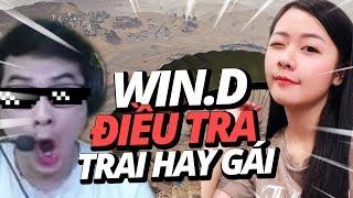Thám tử Win.D điều tra sự thật TRAI HAY GÁI !? | CHƠI GAME VỚI GÁI CÙNG WIN.D
