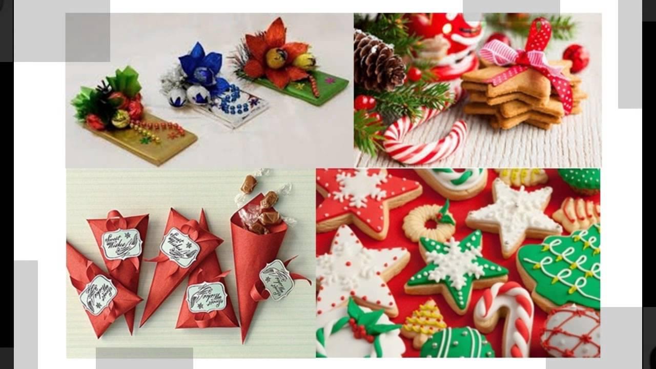 Подарки на новый год своими руками сладкое