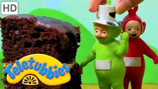 Teletubbies Celebrate Noo-Noo's Birthday | Stop Motion Series | Toys For Kids