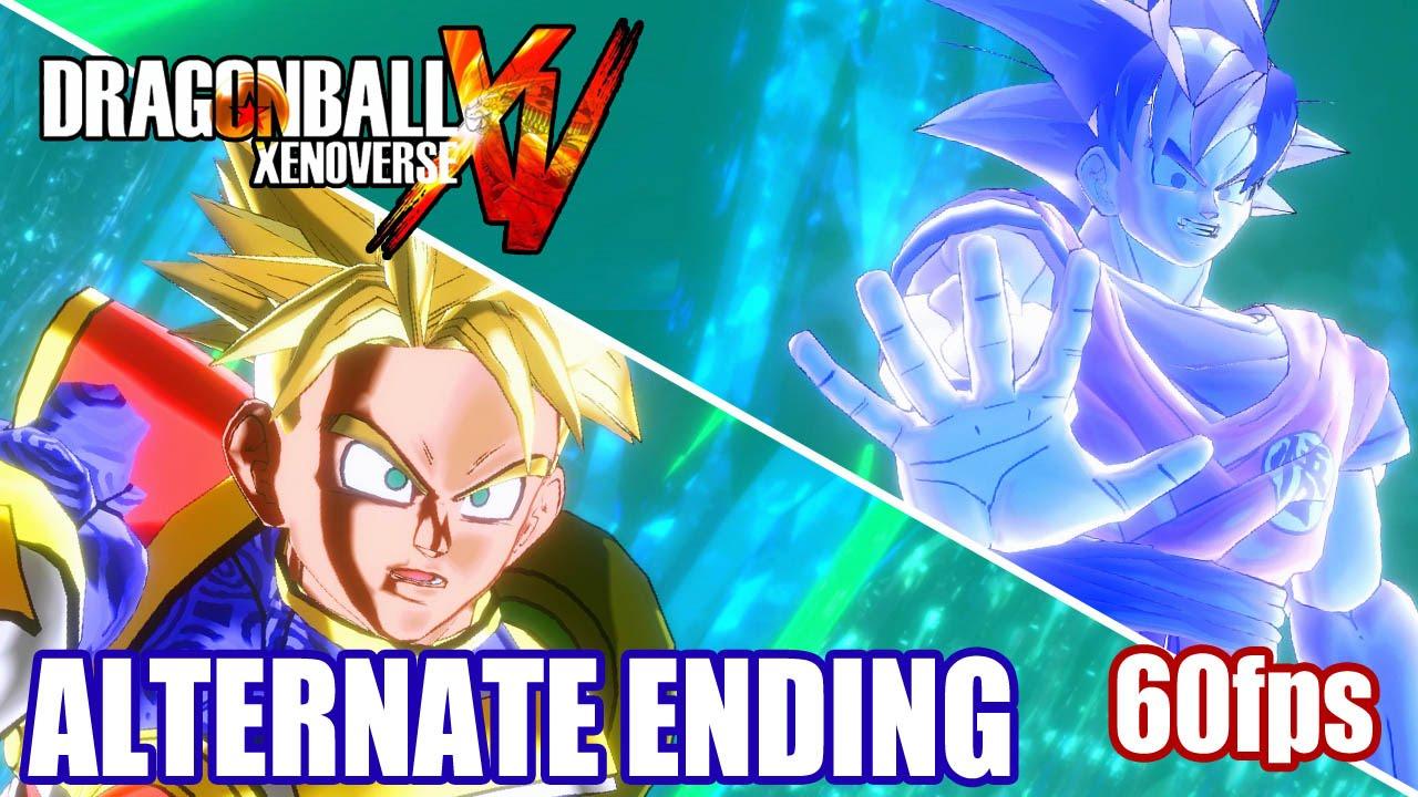 Alternate xenoverse ending