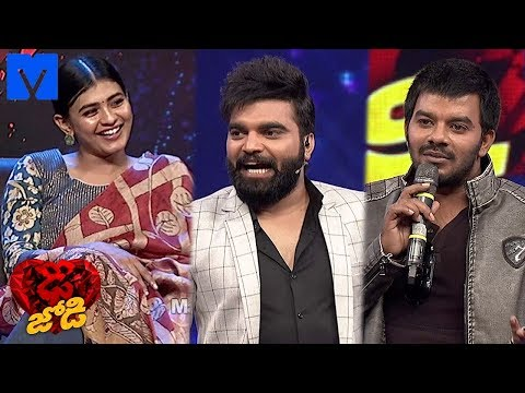 Sudigali Sudheer Hilarious Comedy - Dhee Jodi Latest Promo - Dhee 11 - 21st November 2018