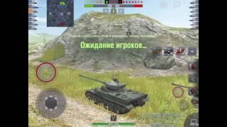WoT Blitz AMX 50 100 первое впечатление