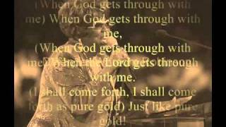 Please Be Patient With Me by Albertina Walker and James Cleveland