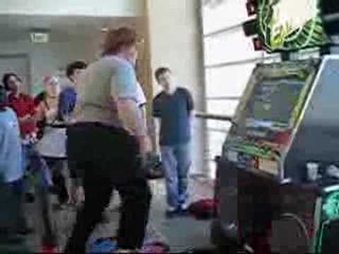 Fat Kid DDR