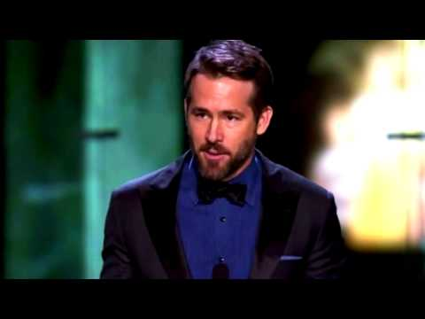 Ryan Reynolds about his wife Blake Lively