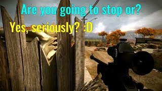 Bad Company 2 - DEATH BY LAUGHING