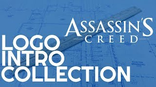 Ubisoft Logo Intro Collection - Assassin's Creed (2007-2017)