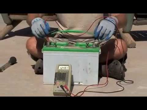Mini-D the Battery Desulfator -