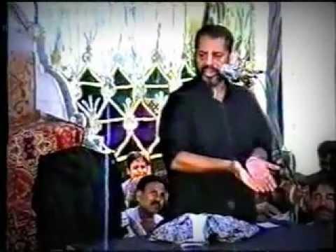 Shahdat Janab Hazrat Qasim As Majlis By Manzoor Hussain Solangi video