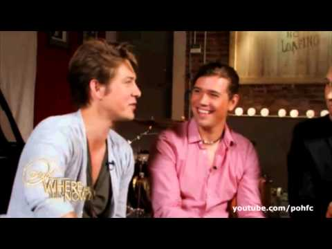 Hanson at Oprah (Where are they now) October 30, 2012