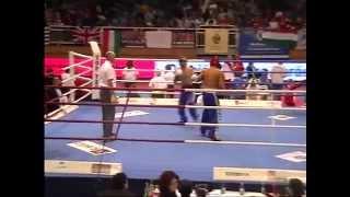 WORLD CHAMPIONSHIPS KICK BOXING 2005 SZEGED