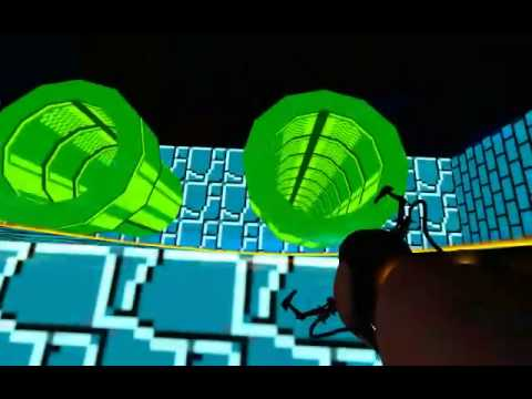 Portal Prelude WARP ROOM!! - Easter Egg Super Mario