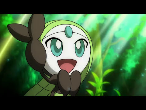 Meloetta's Melody of Love (Extended)