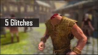 Skyrim: 5 More Hilarious and Absurd Glitches and Bugs You May Not Have Seen - Elder Scrolls 5 Facts