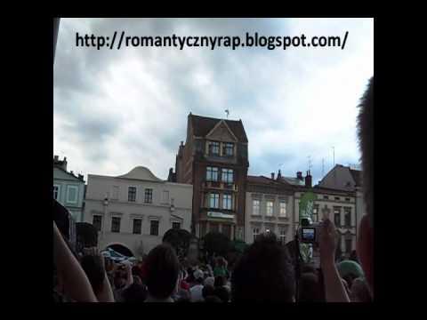 Freestyle City Festival Cieszyn - pokaz FMX 13.08.2011
