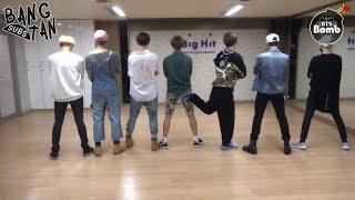 [ENG] 160602 [BANGTAN BOMB] BTS 'Crow-tit' Dance Practice (Fun ver.)